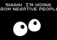 negativitate