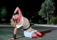 Madonna Burning Up